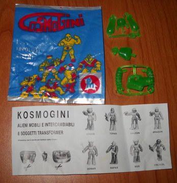 Cosmo-Geni / Cosmogeni - Cosmogini / Kosmogini... Parliamone 20