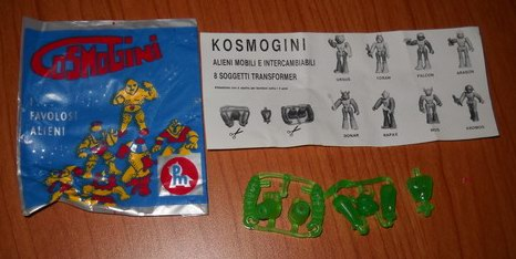 Cosmo-Geni / Cosmogeni - Cosmogini / Kosmogini... Parliamone 21