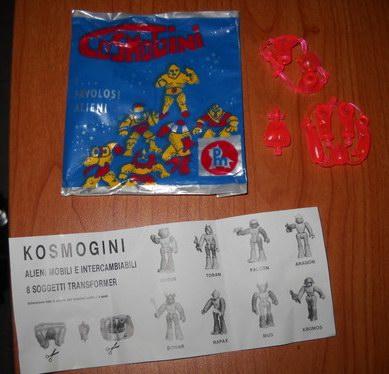 Cosmo-Geni / Cosmogeni - Cosmogini / Kosmogini... Parliamone 22