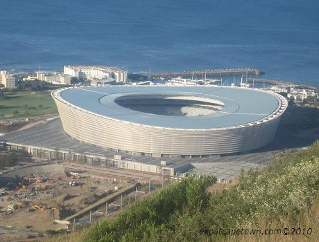 Photos of the 2010 World Cup stadiums Cape_town_stadium