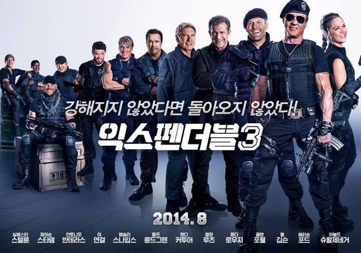 The Expendables 3 (Los Mercenarios 3) 2014 - Página 8 582728401
