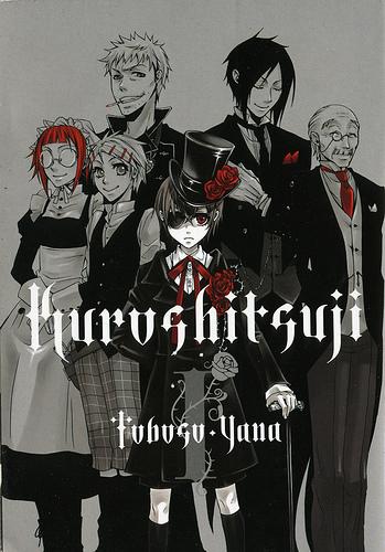 Personaje favorito de Kuroshitsuji?  KUROSHITSUJI3