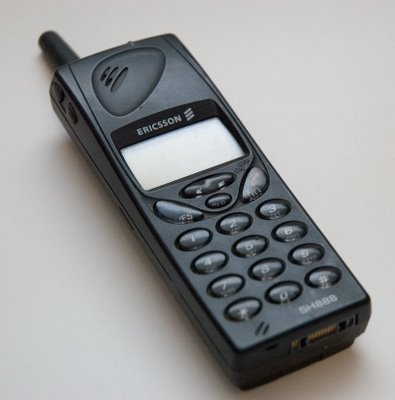 Koji je bio tvoj PRVI mobilni telefon Ericsson-SH-888-01