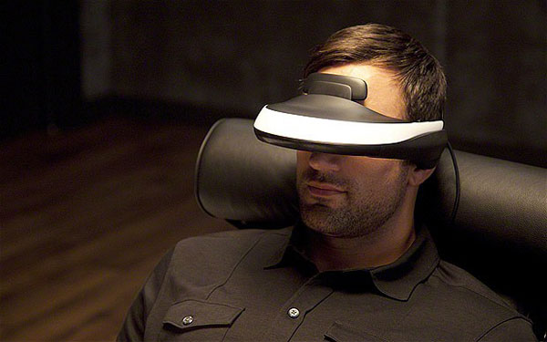 Personal 3D Viewer HMZ-T1 di Sony!! HMZ-T1-Sony-Personal-3D-Viewer-9