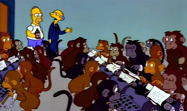 ALGUNOS MITOS SOBRE EL IMSS - Página 3 Mr-burns-monkeys-typewriters1-640x381