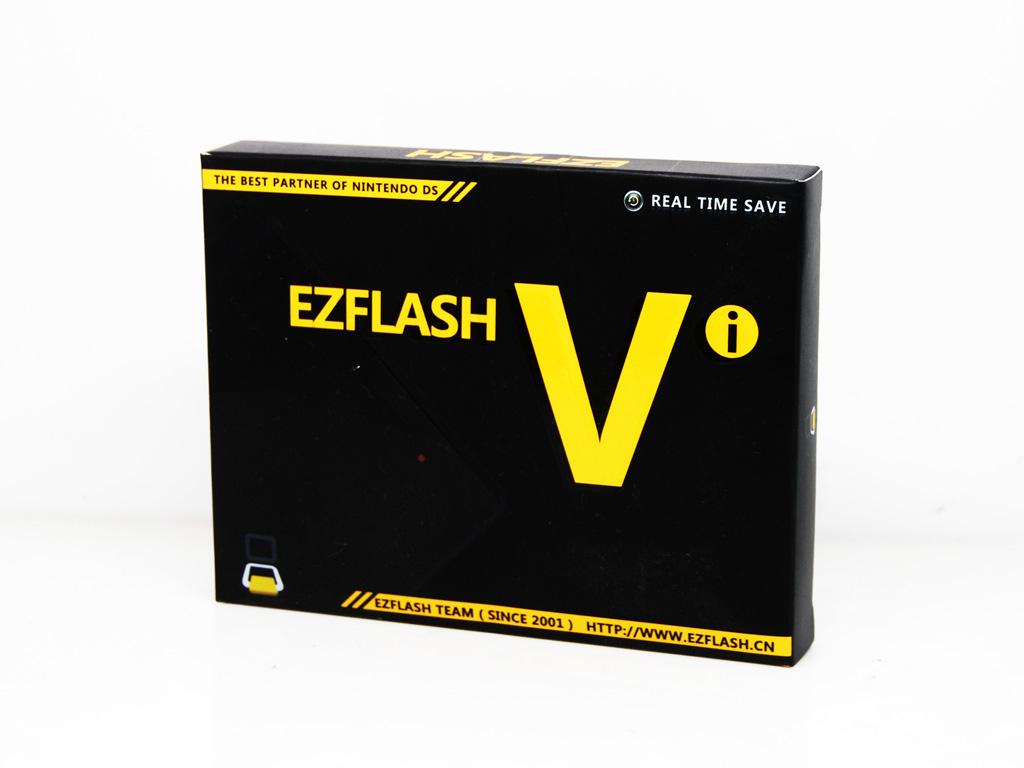 Actualizacion de EZ-Flash V Ez5i-ontherun