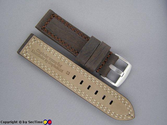 Bracelet Nubuck / Peau retournée GX07_22_l2