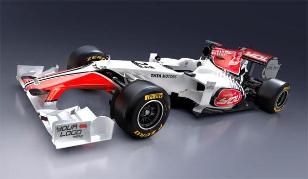 Hispania presenta por sorpresa su nuevo monoplaza para 2011, el F111 001_small