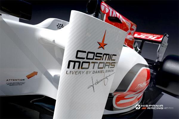 Hispania presenta por sorpresa su nuevo monoplaza para 2011, el F111 005_small
