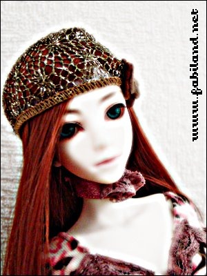 BJD 1/6 30cm tiny mature / adulte Madelyne251b