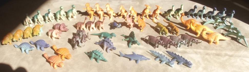 Dinosauri merendine mister day Dinos