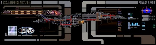 Screen Saver Star trek  StarTrek_screensaver_LCARS_MSD_Sovereign_Class