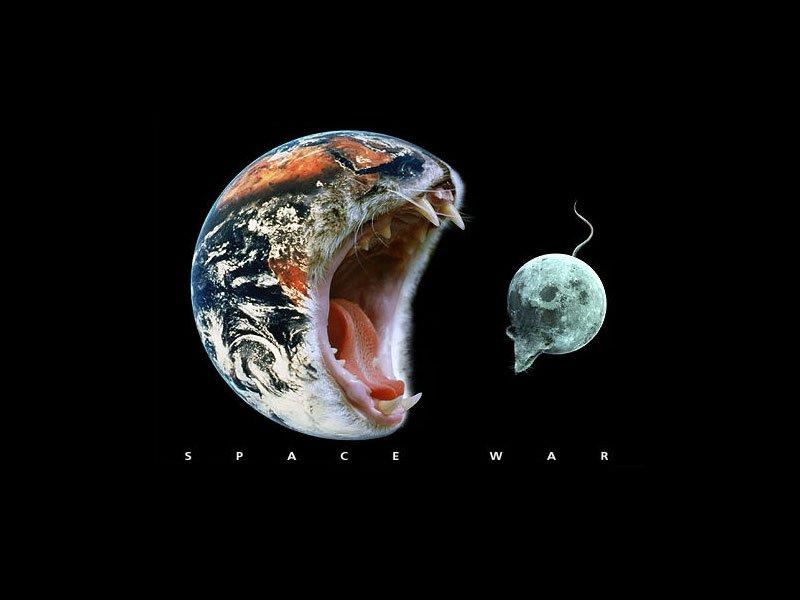 Hình ảnh vui về sự tiến hoá của loài người 86_Space_War_humor_fun_free_computer_desktopwallpaper_s
