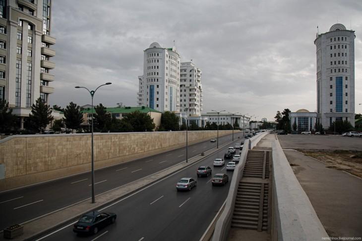 Ашхабад - самый закрытый город мира 2710-730x487