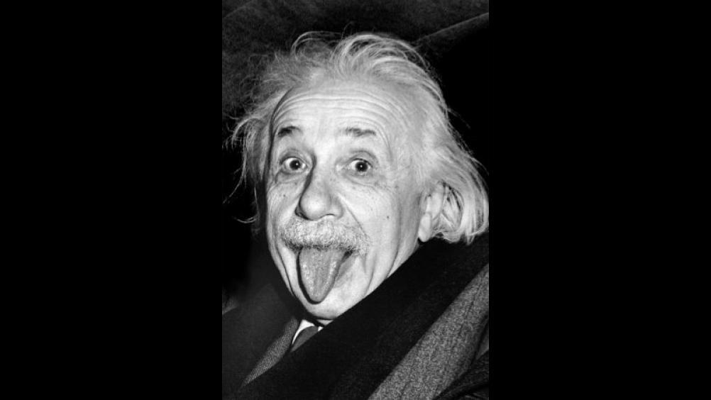 [Jeu] Association d'images - Page 6 Einstein-tongue
