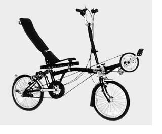 Kit vélo couché Julianesrad