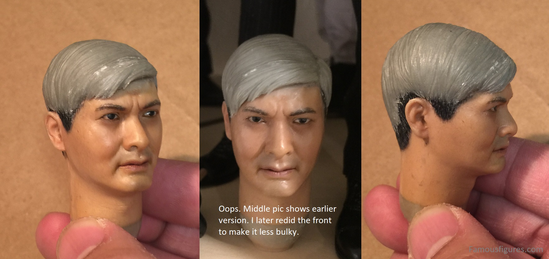 Chow Yun Fat in The Replacement Killers - Hair Sculpting Experiments 03_chowyunfat_head_replacementkillers