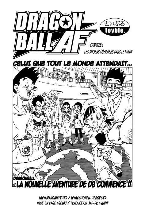 Dragon ball AF 006