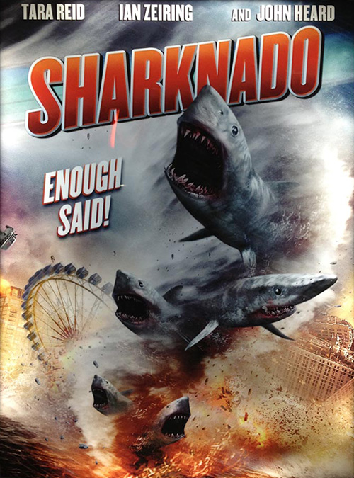La peor película que hayáis visto jamás Sharknado
