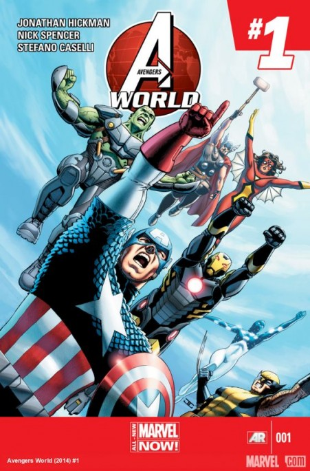 COLECCIÓN DEFINITIVA: VENGADORES [UL] [cbr] Avengersworld-451x685