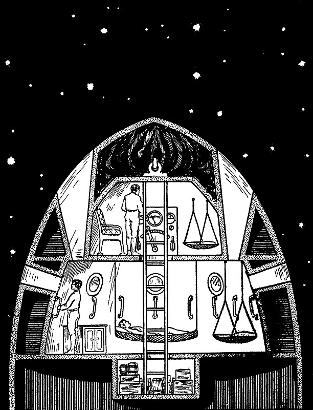 Littérature Spatiale des origines à 1957 - Page 21 Perelman_raketoy_na_lunu_1935_66