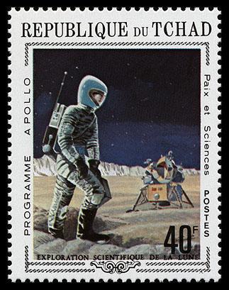 AstroPhilathélie - Page 8 Chad_1970_apollo_mi_292a