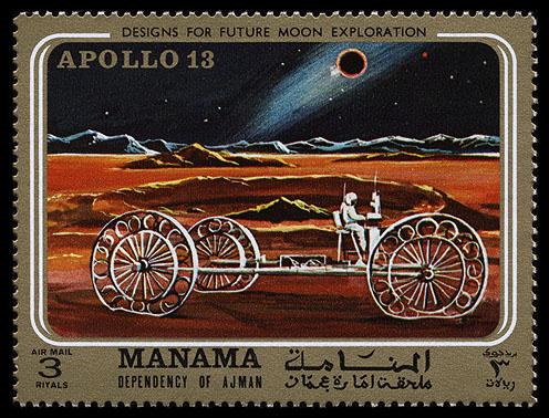 AstroPhilathélie - Page 8 Manama_1972_apollo13_mi_296a