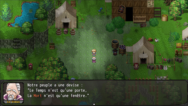 Gamer Over Quest : Le jeu où il faut mourir ! Screnn04