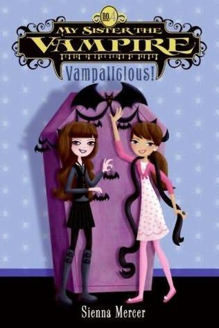 My Sister the Vampire Series N244671