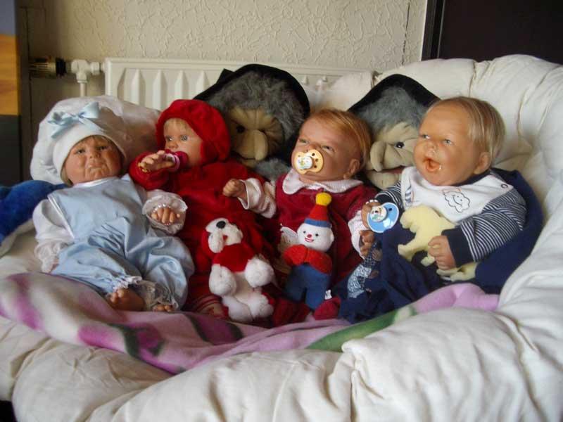 Babys reallife selbst herstellen/ Reborn IMGP0594