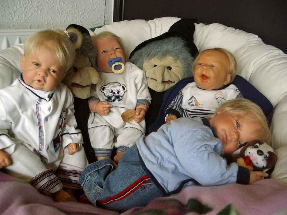 Babys reallife selbst herstellen/ Reborn IMGP0816