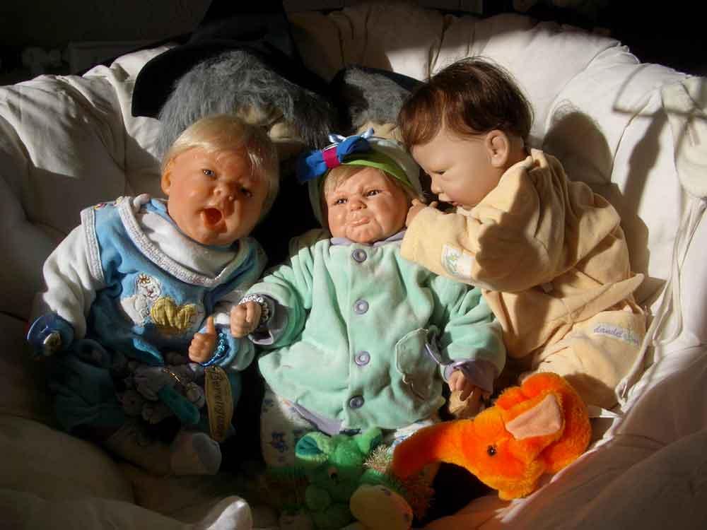 Babys reallife selbst herstellen/ Reborn IMGP2492