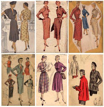 istorija - Istorija modnog dizajna Mich1951x6