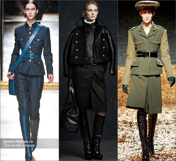 Мода - это творчество! - Страница 3 Military
