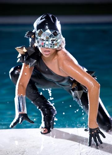 Album of the Lady Gaga Lady-gaga-corset