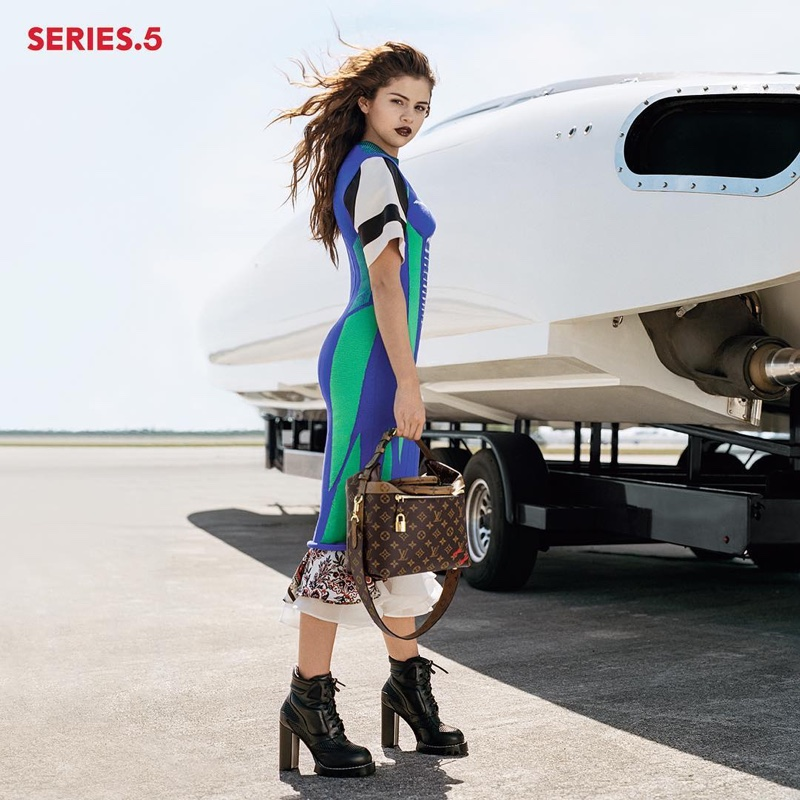 Selena Gomez - Página 2 Selena-Gomez-Louis-Vuitton-2016-Ad-Campaign