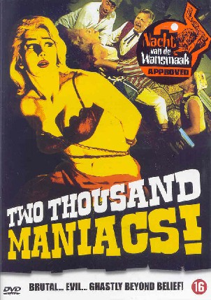2000 Maniacs (Herschell Gordon Lewis - 1964) 2000Maniacs