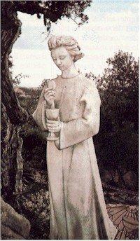 Question au Père Nathan: communion dans la main et interdiction communion sur la langue  - Page 10 Ange1