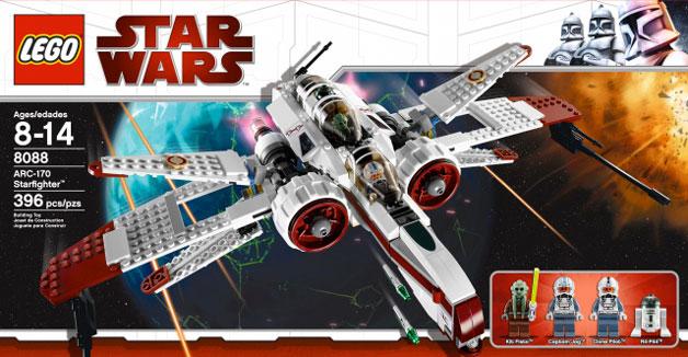 8088 ARC-170 Starfighter 8088_box