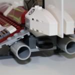 7751 Ahsoka's Starfighter & Droids 2-rear-shot-150x150