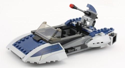 75022 Mandalorian Speeder Speeder2-500x274