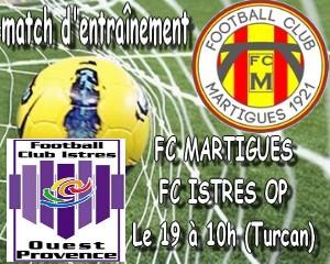 FC ISTRES B  // DHR  MEDITERRANEE  et AUTRES JEUNES  - Page 24 Football-Saison-2013-2014-CFA-Amical-FC-Martigues-FC-Istres-OP.-Lavant-match-