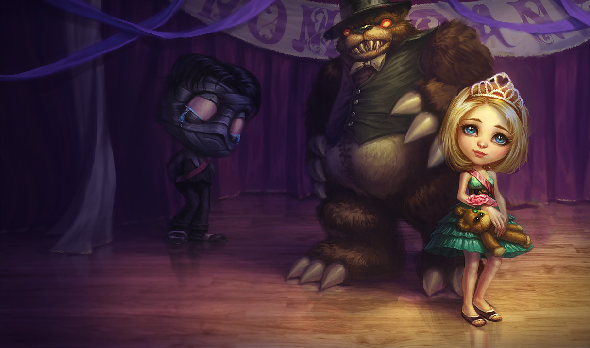 P.O League Of Legends Champs And Skins Annie_splash_4