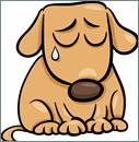Les vidéos de Protection Animale - Page 2 Sad-Dog-Cartoon-3069588