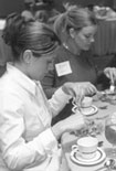 دروس مهمه لاصول فن التقديم والضيافه FoodEtiquette