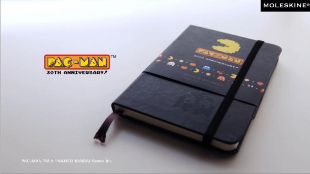Moleskine homenajea Pac-Man. Imagen-17