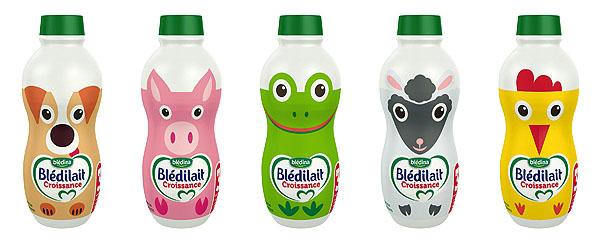Votre image du jour ou du moment... - Page 4 Bouteilles-lait-animaux