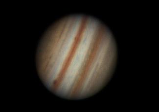 Jupiter en IR-RVB  + anim Photo22f2