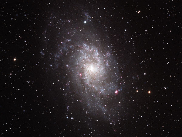 M33 La Galaxie du Triangle Photo3
