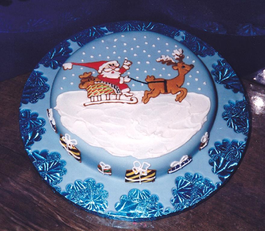 Gâteaux de Noël Gateaudenoel1291390628